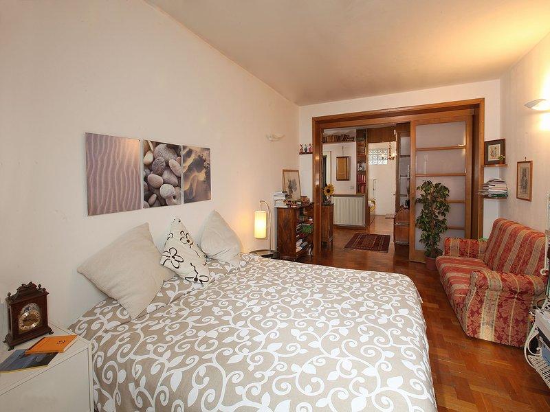 Doppelzimmer und Schlafsofa