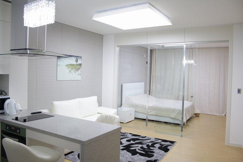 Elite Apartments Highvill, alquiler vacacional en Akmola Province