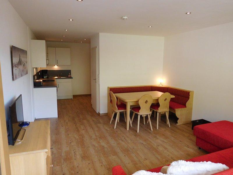 Appartement Mittelberg, aluguéis de temporada em Riezlern