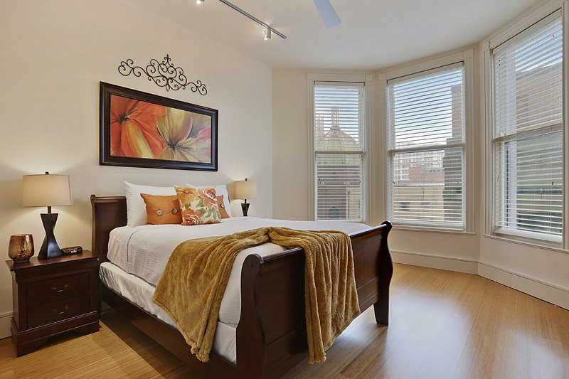 Stay Alfred New Orleans Vacation Rental Bedroom