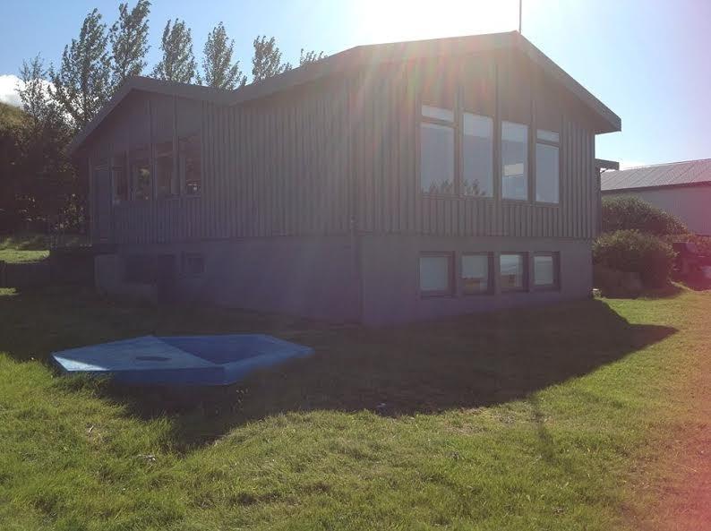 Skarð 2 - Vacation house, vacation rental in Fludir