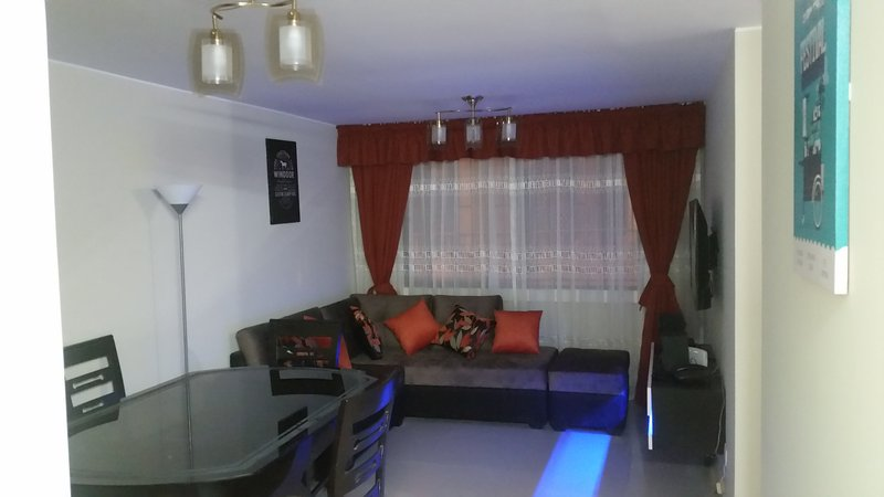 Cozy apartment in the Heart of Barranco, aluguéis de temporada em Santiago de Surco