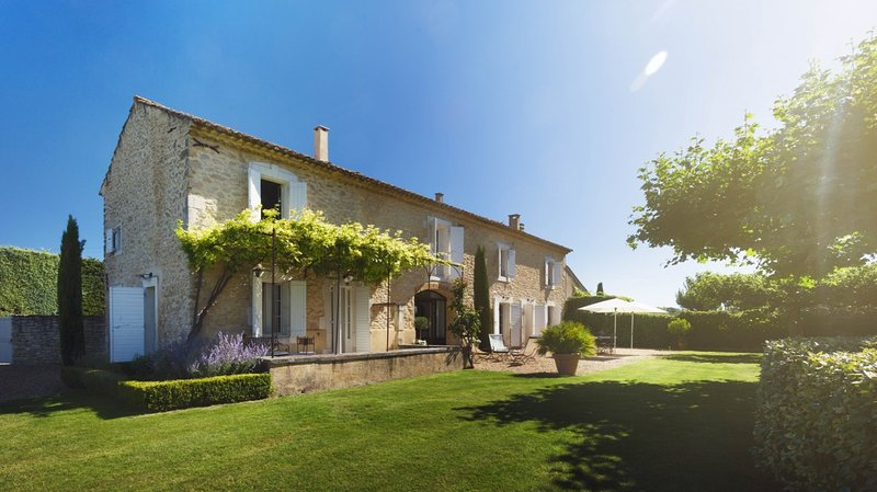 Bel Olivier, vacation rental in Maubec
