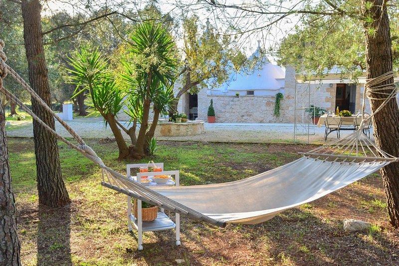Beautiful house in Latiano & Wifi, vacation rental in Latiano