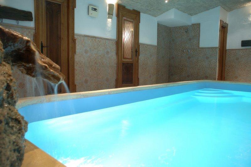 Alojamiento rural con piscina climatizada y sauna grazalema c diz andalucia grazalema - Alojamiento rural con piscina ...