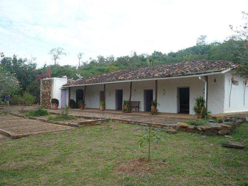 El Pozo del Obispo, holiday rental in Aratoca