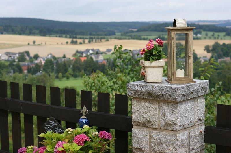 Weitblick von den Terrassen