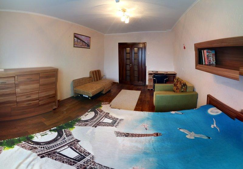 уютная квартира недалеко от погранперехода, vacation rental in Brest Region