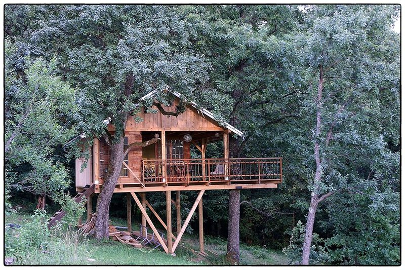 Treehouse Resnice-Croatia, holiday rental in Donja Kupcina