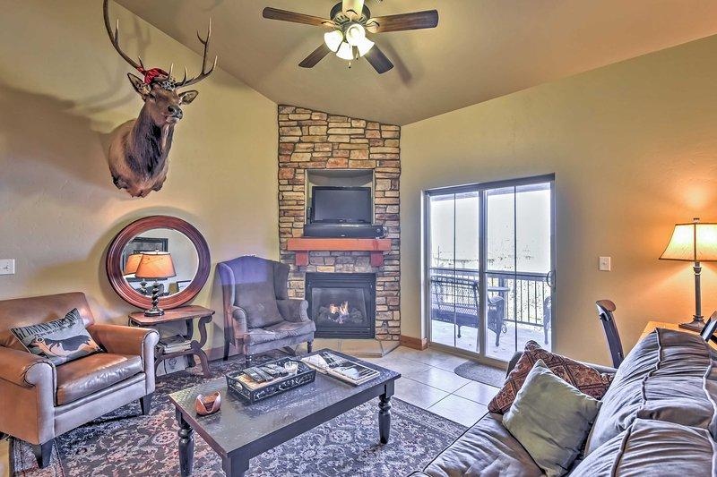 This vacation rental condo promises a rejuvenating retreat!