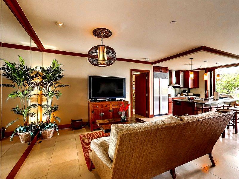 Lámpara, silla, muebles, Comedor, Interior