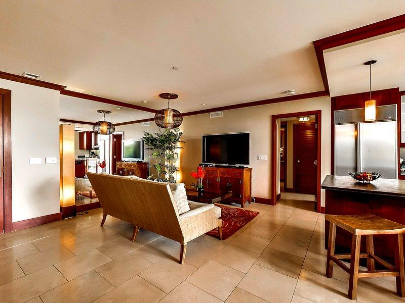 Interior, Habitación, muebles, piso, el solar