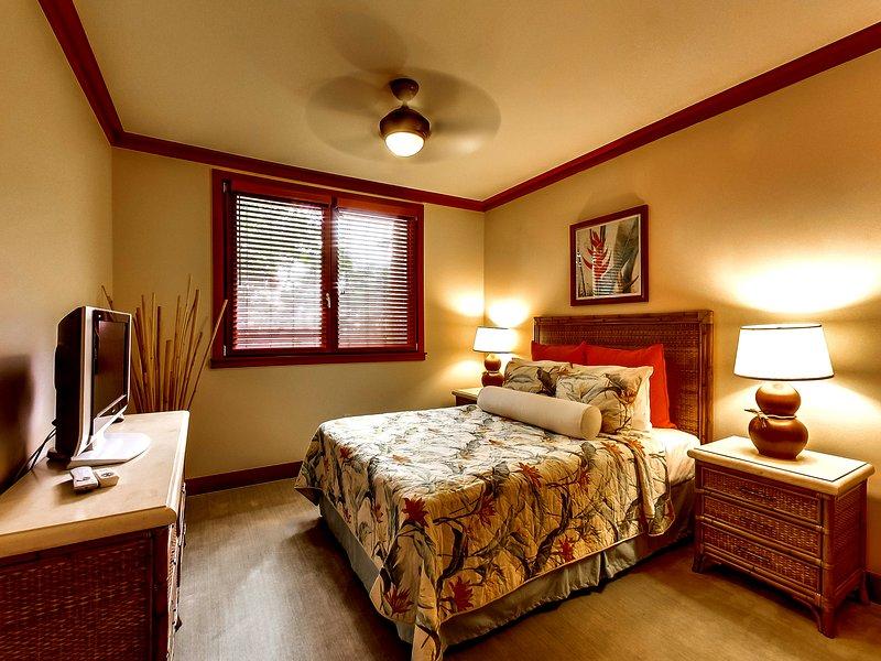 Iluminación, cama, dormitorio, Muebles, Interior