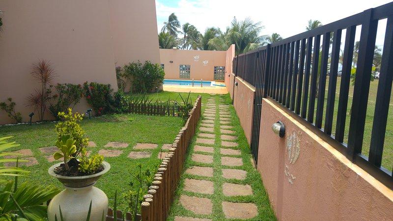 Village na melhor localização da Praia do Flamengo, vacation rental in Jaua