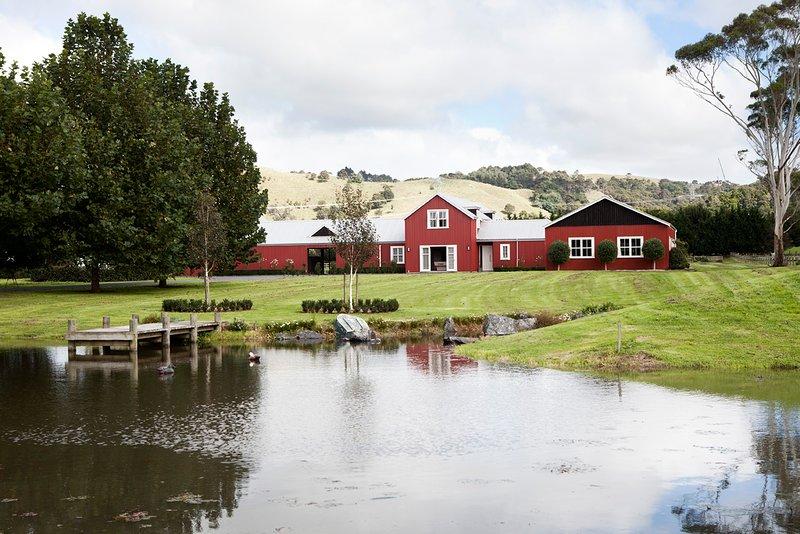 Nirvana Farm Stay, location de vacances à Clevedon