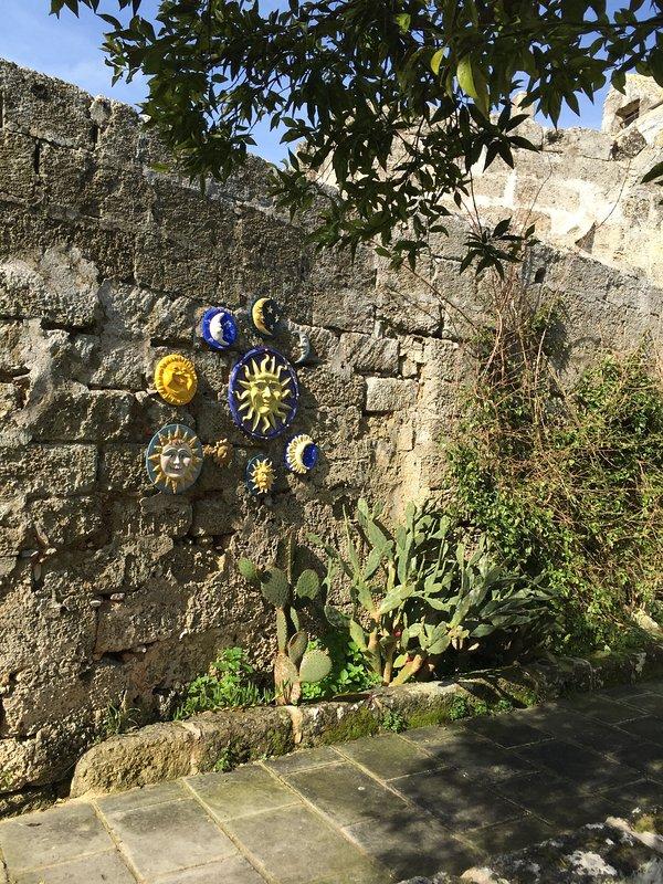 Den gamla muren