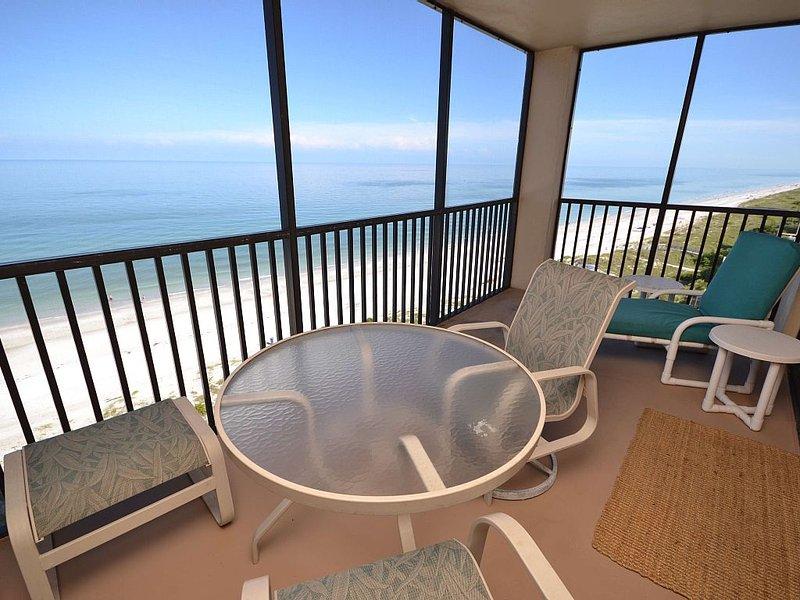 Balcone all'angolo al 9 ° piano con una vista mozzafiato!