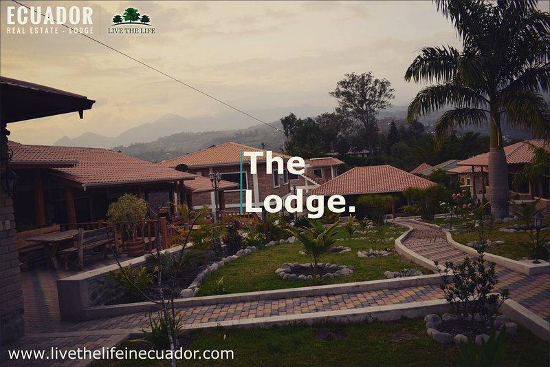 LivetheLife Lodge, casa vacanza a Provincia di Azuay