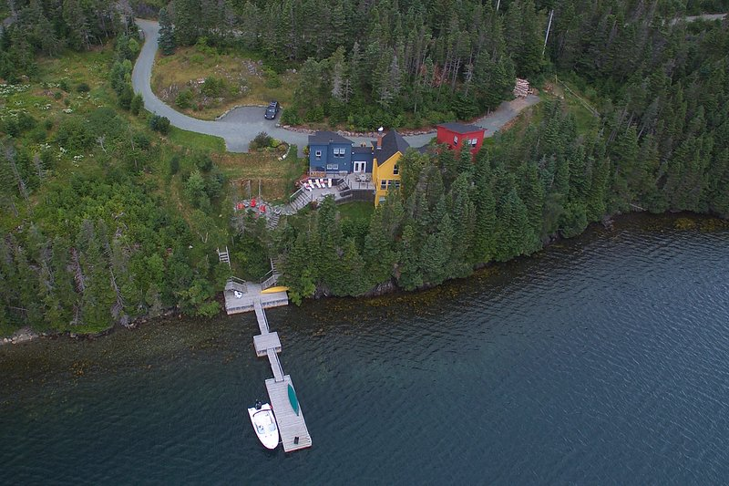 Goose Cove Retreat, vacation rental in Newfoundland and Labrador