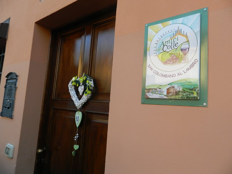 B&B Amici del Colle, holiday rental in Gragnanino