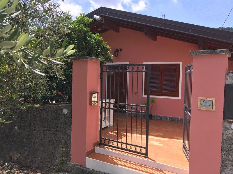 CASA REGINA DEGLI ULIVI  (cod. citra 008045-LT-0007), holiday rental in Pontedassio