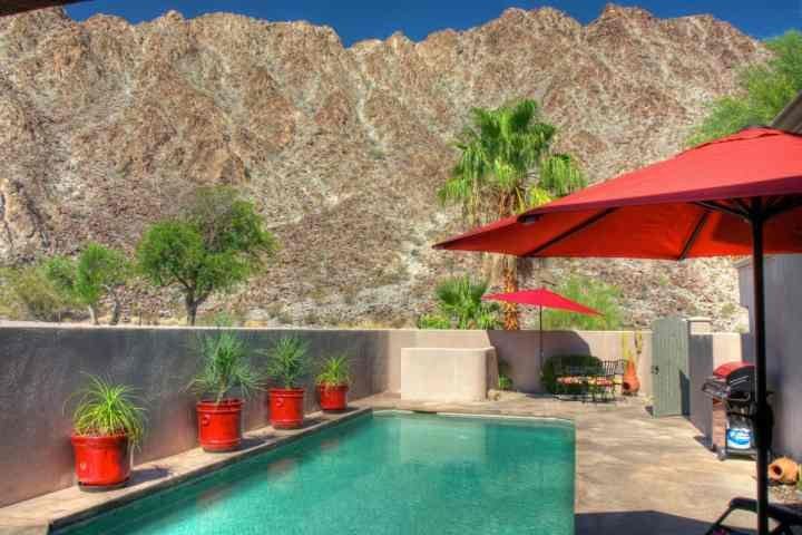 Casa at Montezuma in La Quinta Cove, Private Pool, next to Mountains and Hiking, holiday rental in La Quinta