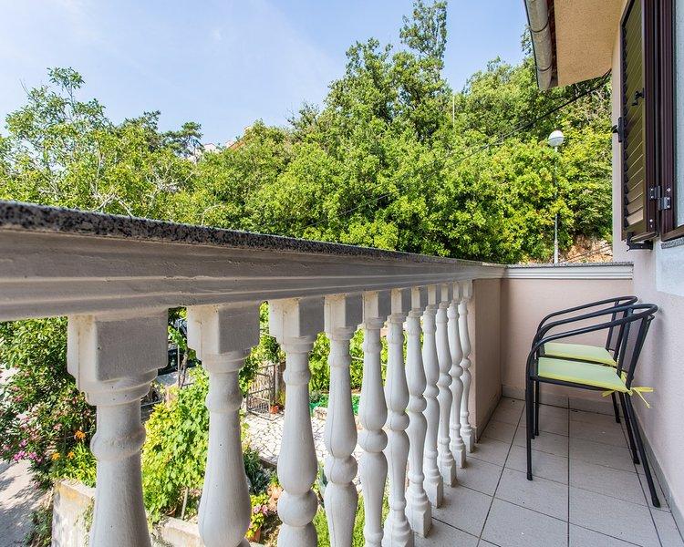 A1 (2 + 1): terrasse