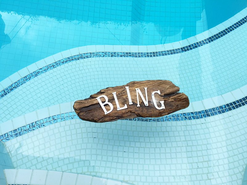 Villa 888 Bling Relaxed, Classy Style, located in the centre of Seminyak