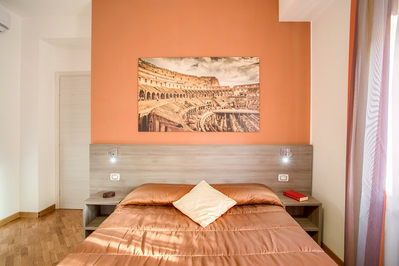 Vatican Rooms Cipro - Room Colyseus Has Housekeeping