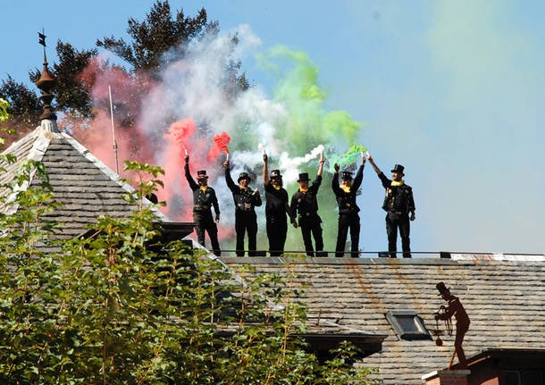 chimney sweeps rally
