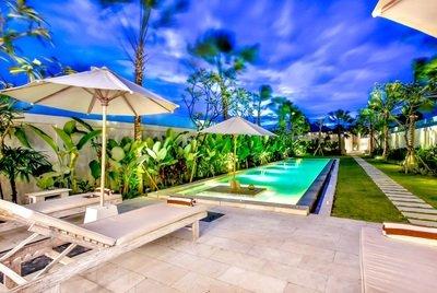 '75% OFF' 3 BR Shakti Villa with private pool, location de vacances à Kerobokan