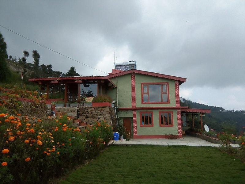 Panchachuli House, vacation rental in Jageshwar