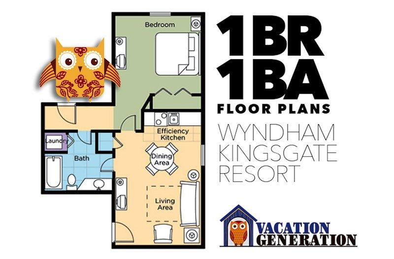 Floor plans layout for 1 bedroom condo