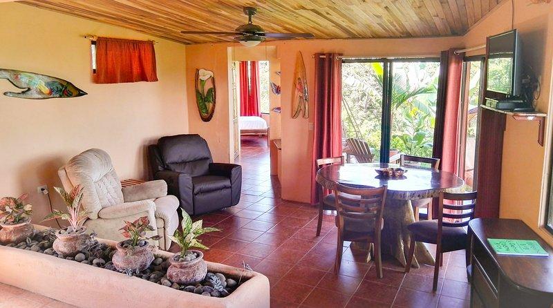 Casitas at Nepenthe, holiday rental in El Castillo