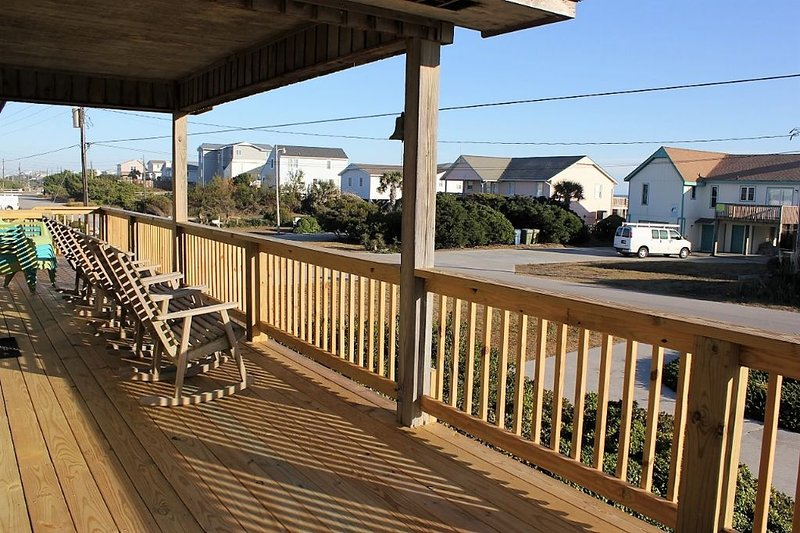 New Deck | Covered & UnCovered