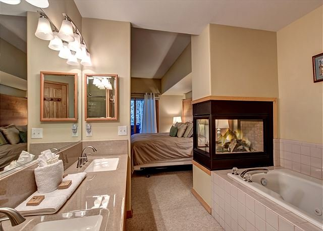 Basement Master Bath