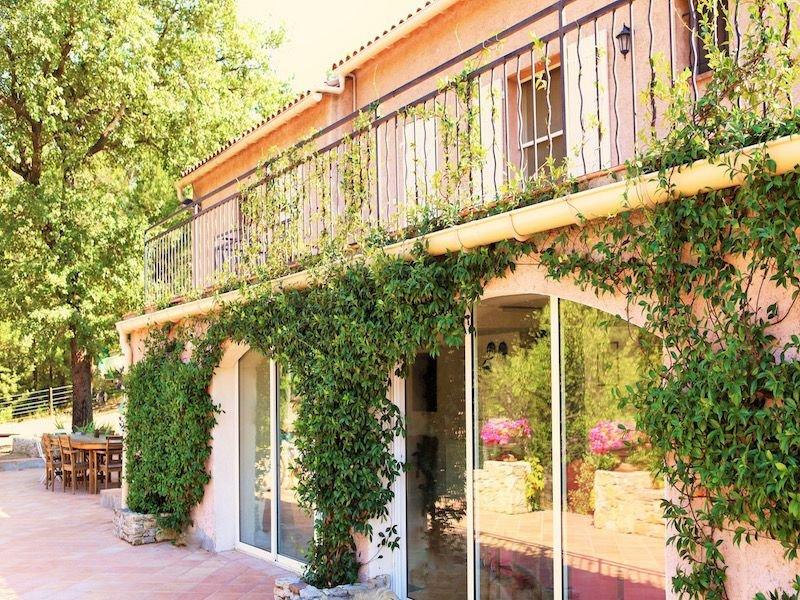 The very spacious Villa La Faverolle, holiday rental in Lorgues
