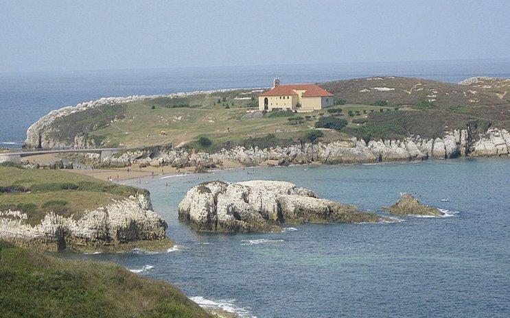 spiaggia Virgen del Mar