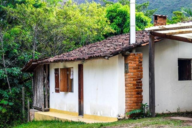 Casinha de Campo (Wi-Fi), aluguéis de temporada em Mucugê