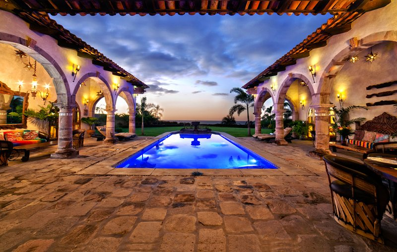 LUXURY HACIENDA - FEATURED ON NEW TRAVEL SHOW, 'A SENSE OF PLACE', holiday rental in Lo de Marcos