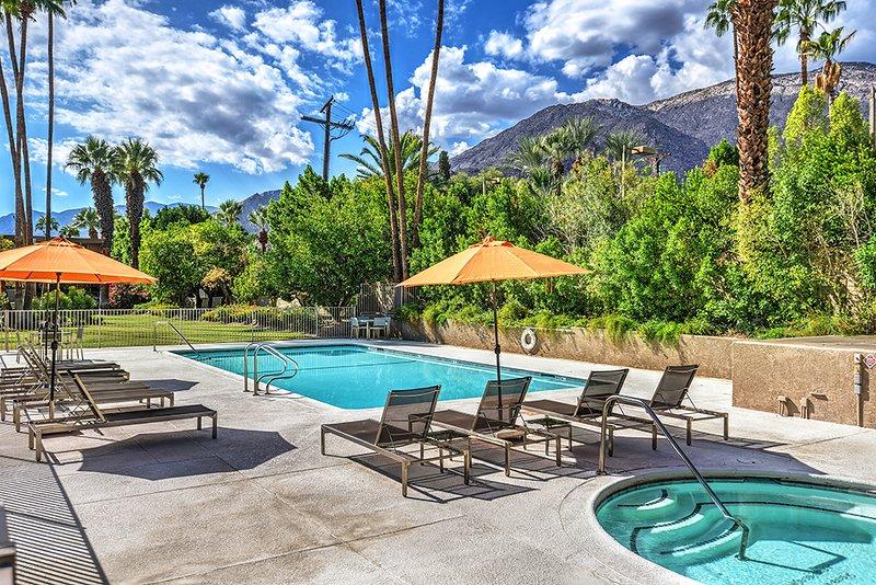 Villas De Las Palmas Stunner, alquiler de vacaciones en Palm Springs