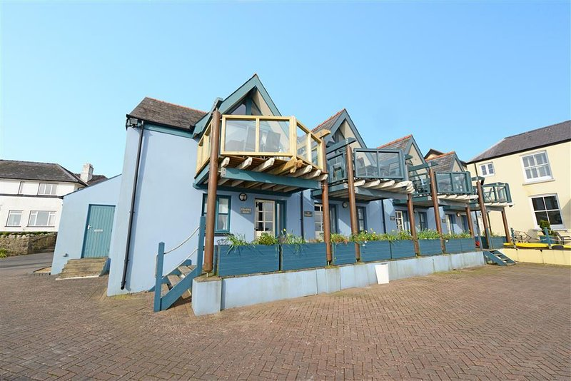 Schooner House (PW366), vacation rental in Saundersfoot