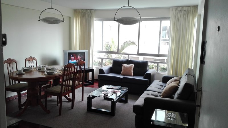 Nice apartment with interior view very close to the ...