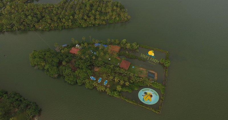 Munroe campamento ecológico -No camping volante