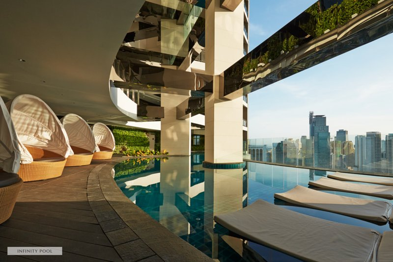 Infinity Pool (24 horas) piso 36