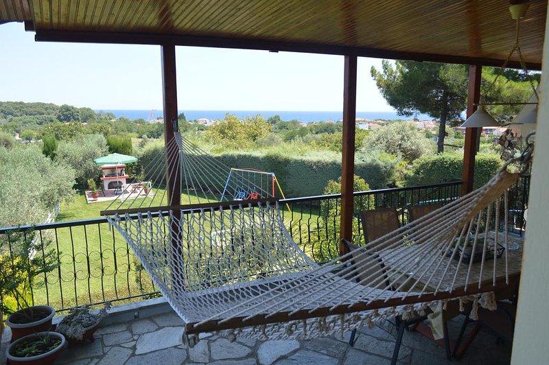 Villa Meriades Agiokampos Larissa, holiday rental in Velika