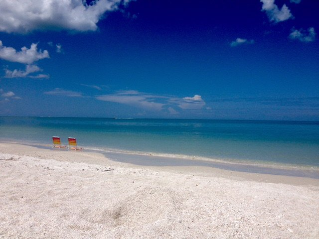 Beautiful Bonita Beach within walking distance