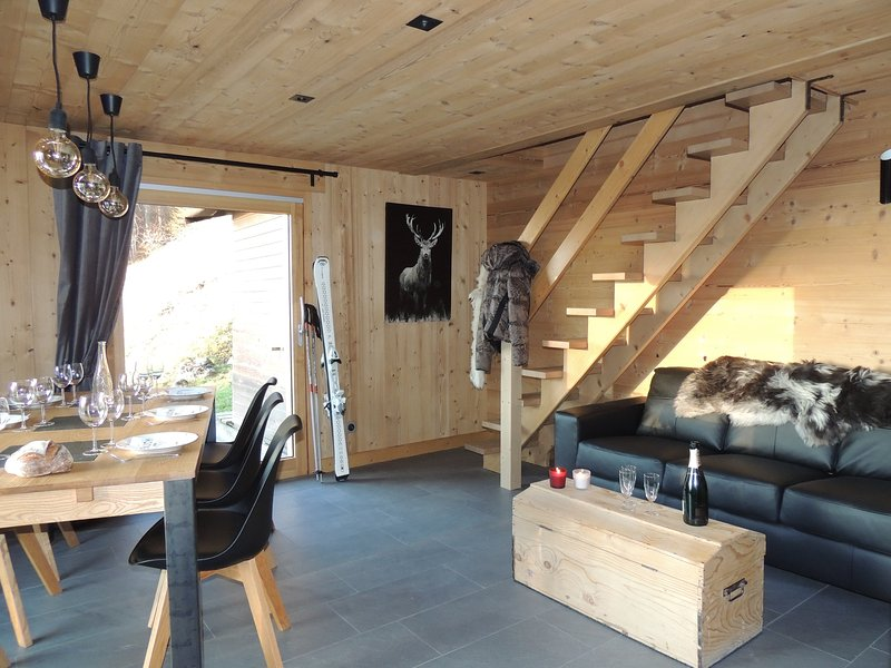 location appart Le Grand-Bornand Chalet Socali