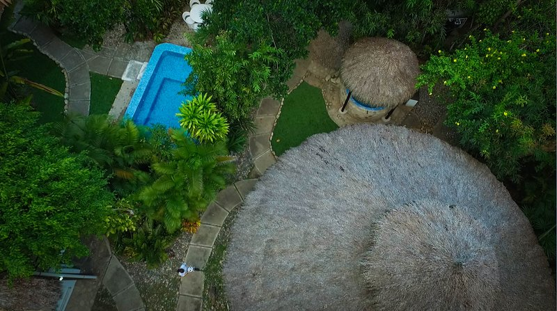 Jungle,Villa Spa beside a River for large groups,families,weddings,events, vacation rental in Puerto Vallarta
