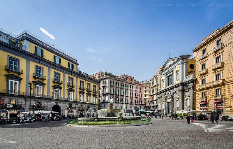 Lieux d'intérêt: Piazza Trieste e Trento